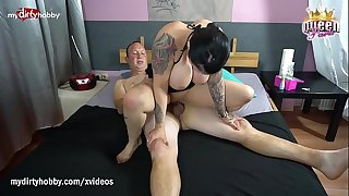 MyDirtyHobby - Busty milf getting pounded!