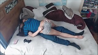 indian couple in london hostel with audio
